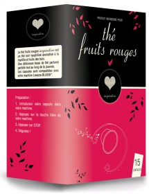 THÉ  FRUITS ROUGE